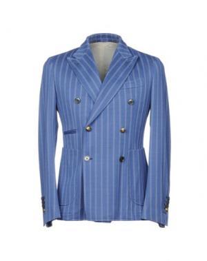 Пиджак JOHN SHEEP. Цвет: пастельно-синий