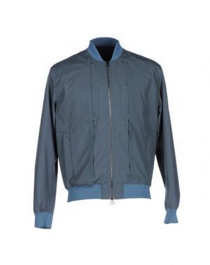 Куртка QASIMI. Цвет: грифельно-синий