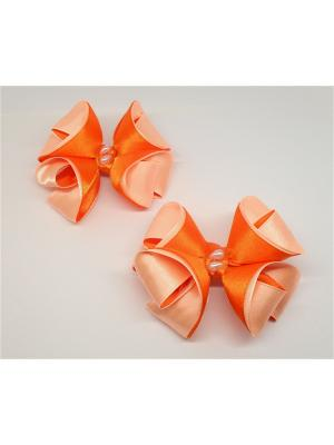 Банты Бабочка ТД Трастеро. Цвет: оранжевый