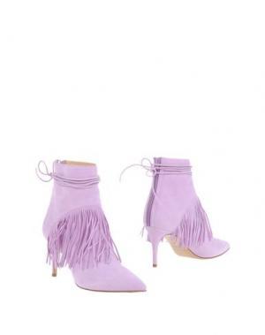 Полусапоги и высокие ботинки BIONDA CASTANA. Цвет: сиреневый