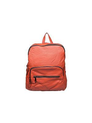 Рюкзак Jane's Story. Цвет: оранжевый