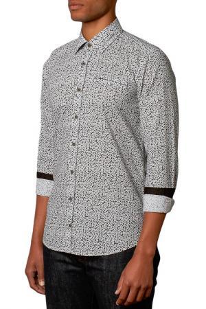 Рубашка Gabano. Цвет: черный