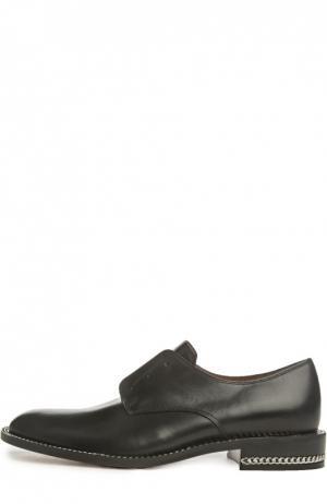Ботинки Givenchy. Цвет: черный