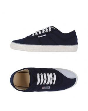 Низкие кеды и кроссовки KAWASAKI. Цвет: темно-синий