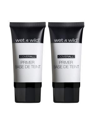 Набор № 91 2 базы под макияж Wet n Wild. Цвет: прозрачный