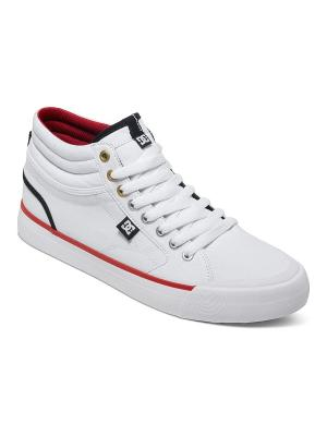 Кеды DC Shoes. Цвет: белый