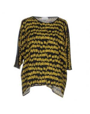 Блузка JEI O'. Цвет: черный