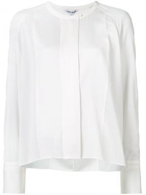 Блузка Marianne Elizabeth And James. Цвет: белый