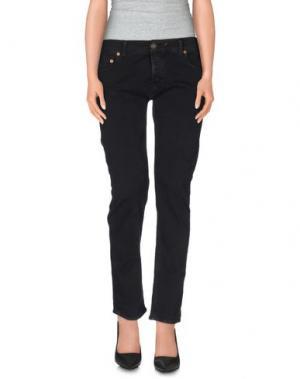 Повседневные брюки SHIELD. Цвет: черный