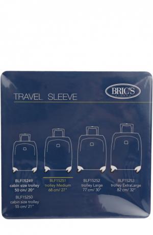 Чехол для чемодана M Bric`s. Цвет: бесцветный