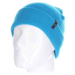 Шапка  Clan Floro Beanie Blue Celtek. Цвет: голубой
