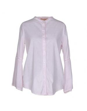Pубашка SETE DI JAIPUR. Цвет: розовый