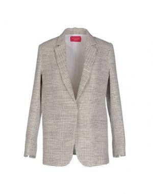 Пиджак CARLO CONTRADA. Цвет: слоновая кость