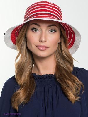 Шляпа FOMAS. Цвет: красный, белый