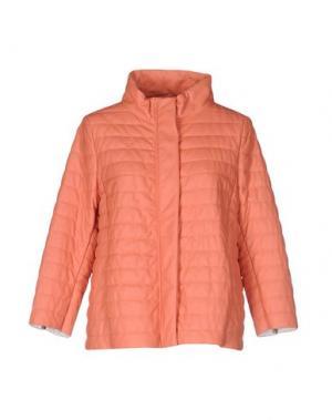 Куртка VINTAGE DE LUXE. Цвет: оранжевый