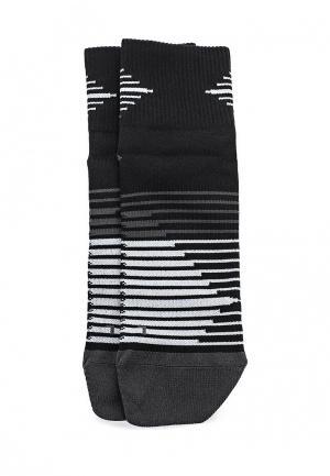 Комплект носков 2 пары Nike. Цвет: черный