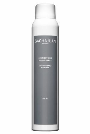 Спрей для выпрямления и блеска волос Straight and Shine 200ml Sachajuan. Цвет: без цвета