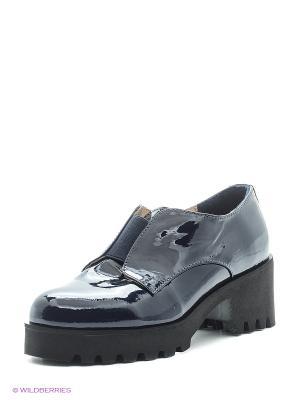 Ботинки ESTELLA. Цвет: синий, темно-синий