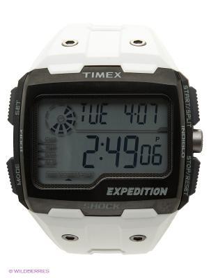 Часы TIMEX. Цвет: белый