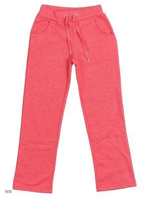 Спортивные брюки Modis. Цвет: розовый