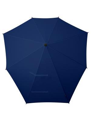 Зонт-трость senz Smart XL deep blue. Цвет: синий