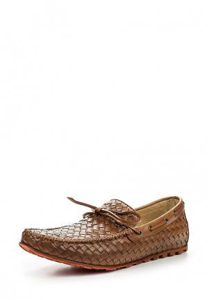 Мокасины El Tempo. Цвет: коричневый