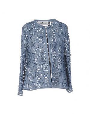 Пиджак CABAN ROMANTIC. Цвет: грифельно-синий
