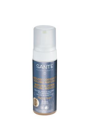 Пена для укладки волос Sante. Цвет: прозрачный