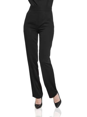 Офисные брюки Nothing but Love. Цвет: черный