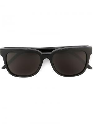 Солнцезащитные очки People Retrosuperfuture. Цвет: чёрный