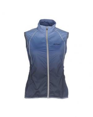 Легкое пальто COLMAR. Цвет: грифельно-синий