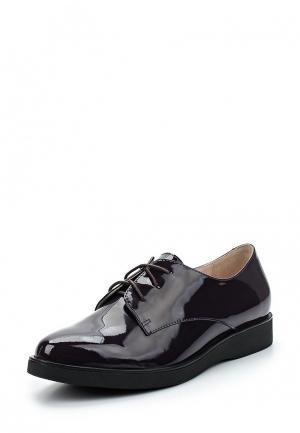 Ботинки Evita. Цвет: фиолетовый
