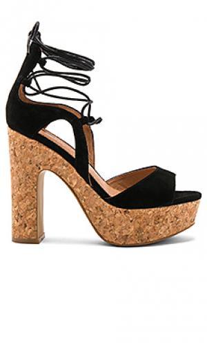 Туфли на каблуке alyce Matiko. Цвет: черный