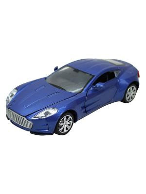 Машина металлическая 1:30 HOFFMANN. Цвет: синий