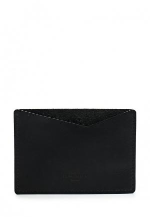 Чехол для паспорта Long River. Цвет: черный