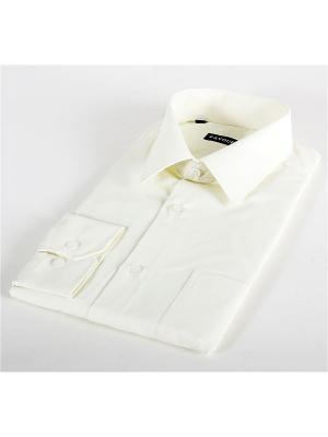 Рубашка Favourite. Цвет: молочный