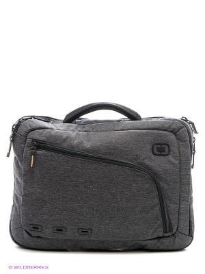OGIO чехол для ноутбука NEWT SLIM CASE 15. Цвет: темно-серый