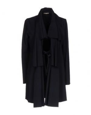 Легкое пальто DIXIE. Цвет: темно-синий