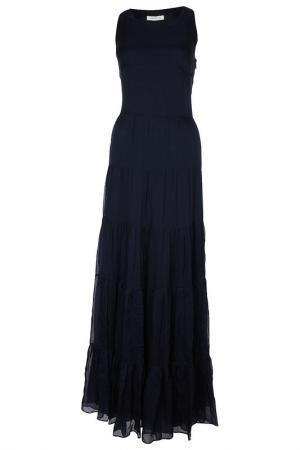 Платье Pierre Balmain. Цвет: синий