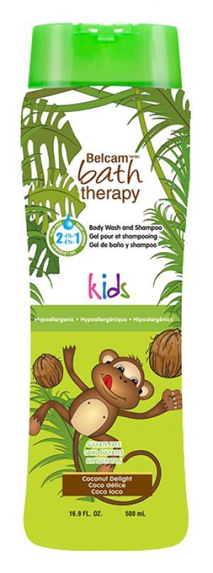 Для детей Bath Therapy 500мл