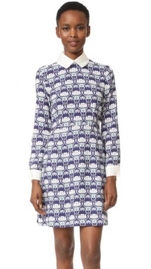 Платье Sonia Paul & Joe Sister. Цвет: голубой