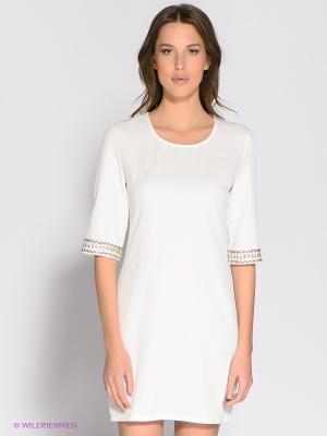 Платье Ya Los Angeles. Цвет: белый