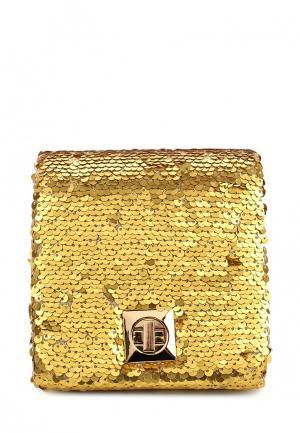 Клатч Eternel. Цвет: золотой