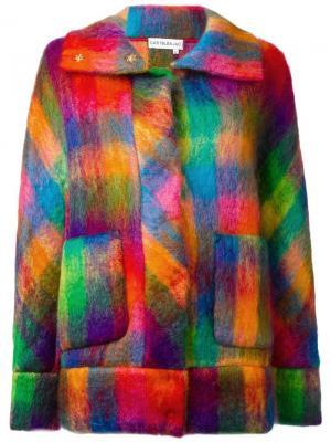 Разноцветная куртка Jc De Castelbajac Vintage. Цвет: многоцветный