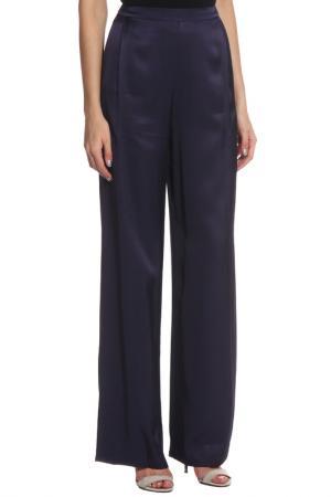 Легкие брюки с карманами Cyrille Gassiline. Цвет: темно-синий
