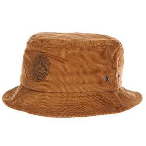 Панама  Горки Brown Запорожец. Цвет: коричневый
