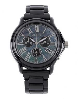Наручные часы ALFEX. Цвет: серый