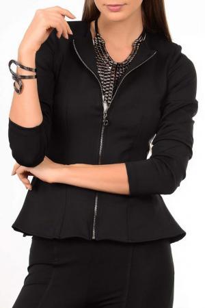 Пиджак Sateen. Цвет: черный