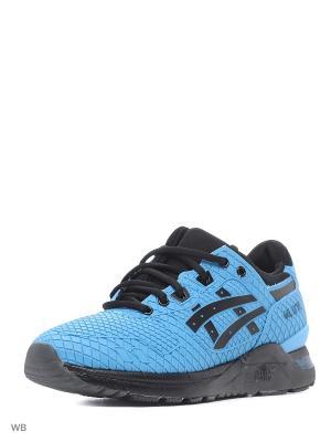 Спортивная обувь GEL-LYTE EVO ASICSTIGER. Цвет: синий, черный