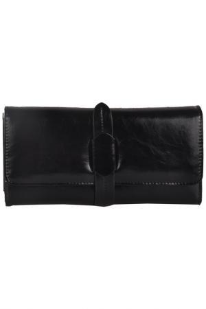 Бумажник MATILDA ITALY. Цвет: черный
